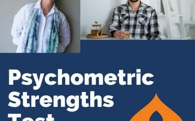 What energises you and what drains your energy? Psychometric test results analysed – Therese Toohey