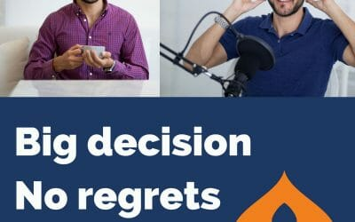 The Guide To Making Big Life Decisions With No Regrets – Matt Garrow-Fisher