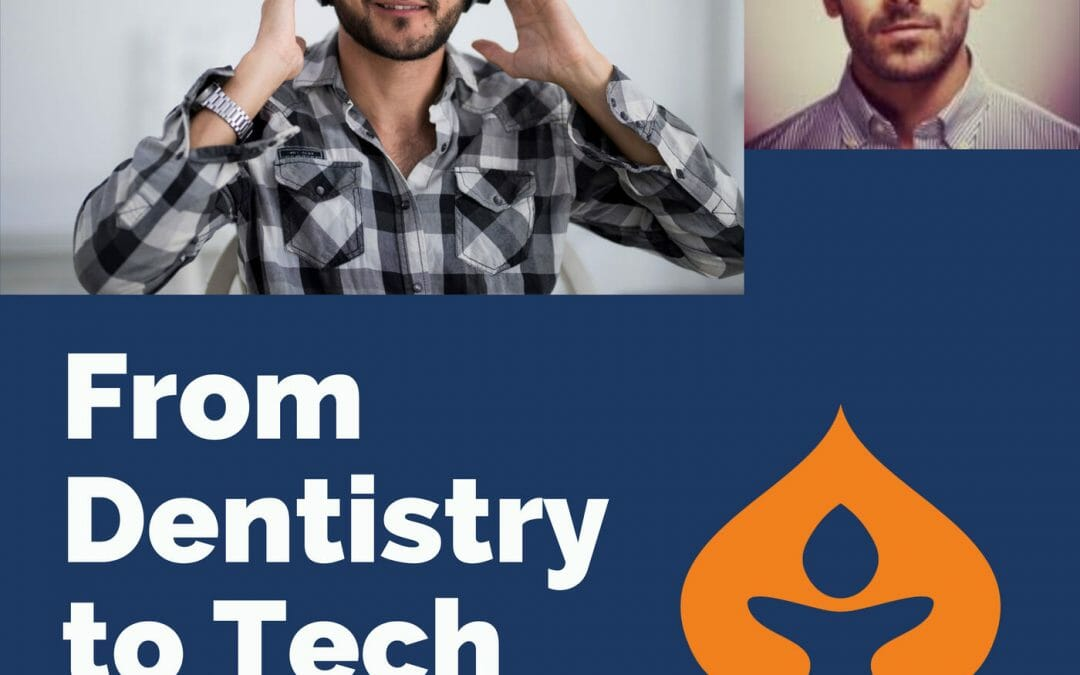 From dentistry to tech startups through testing and validating career ideas – Tom Youngs